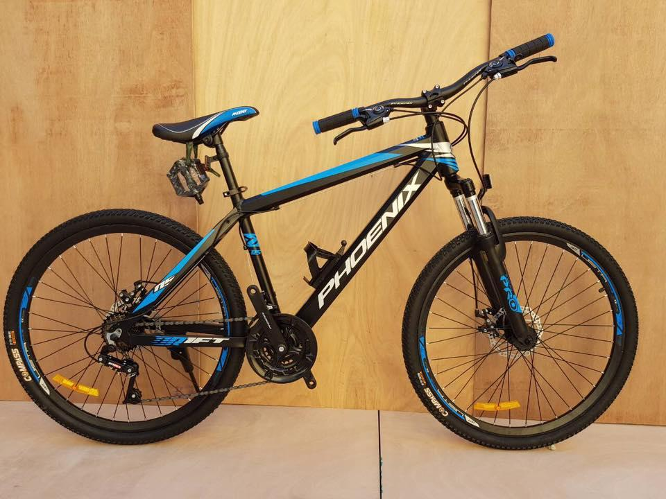 Phoenix  Bicycle Almost New With Air PUMP