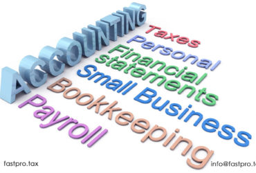 Business, Accounting, Payroll and tax services