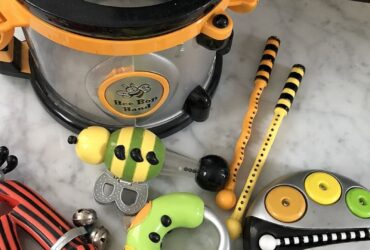 Bee Bop Band By Parents Musical Toys